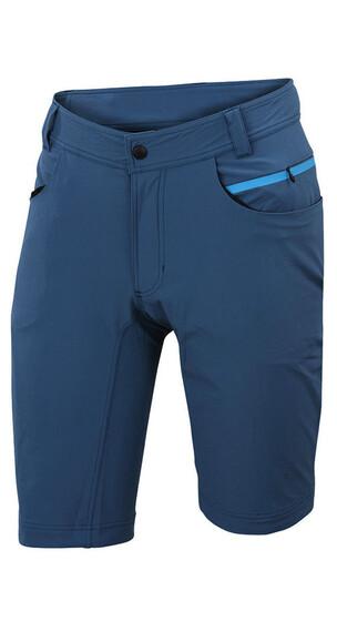 Sportful Giara Overshorts Men blue denim